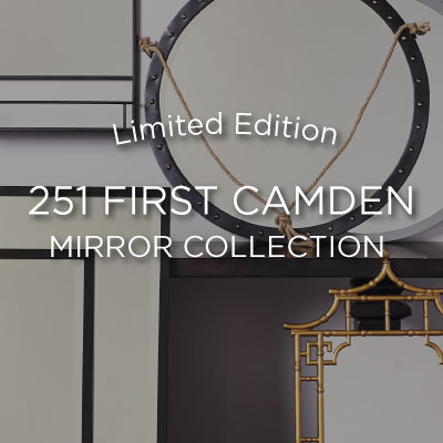 Limited Edition Mirrors - On trend + on budget for every style