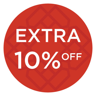 Extra 10% Off -