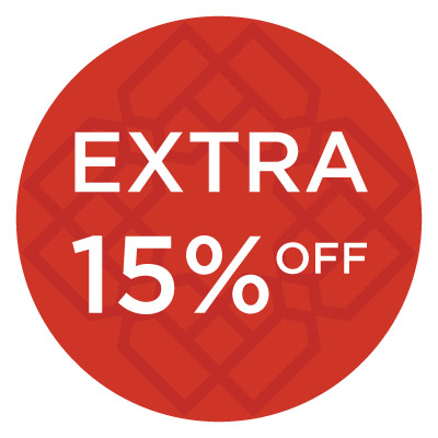 Extra 15% Off -