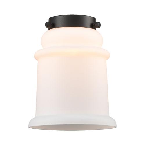Matte White Canton Bell Glass variant