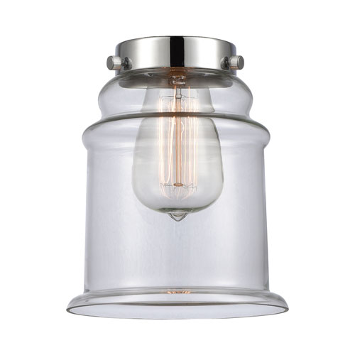 Clear Canton Bell Glass variant