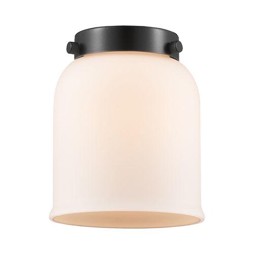 Matte White Cased Small Bell Glass variant