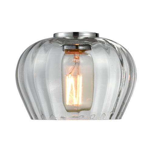 Clear Fenton Bowl Glass variant