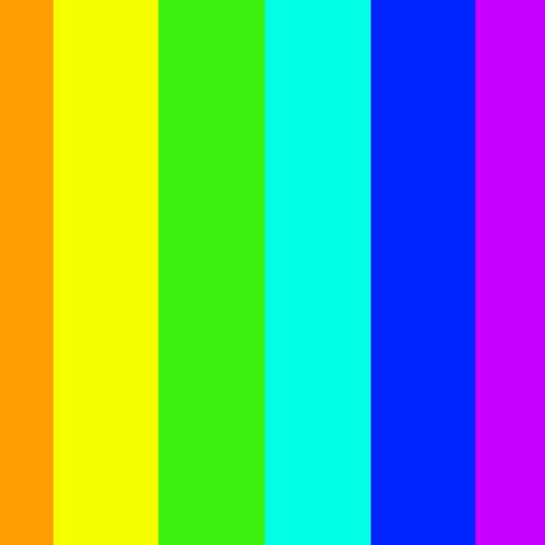 Jacobean Bright Multicolor variant