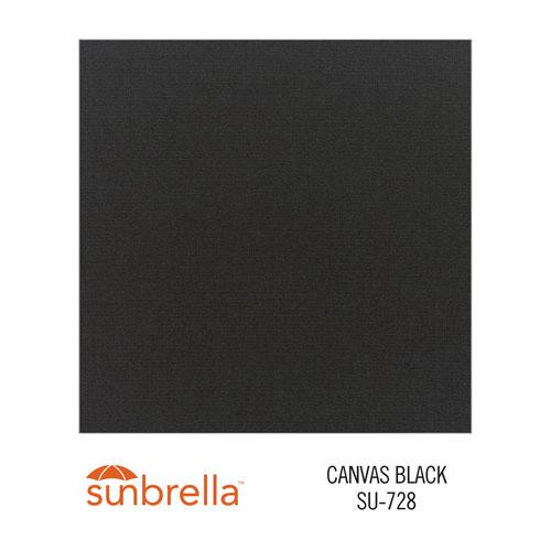 Sunbrella Canvas Black variant