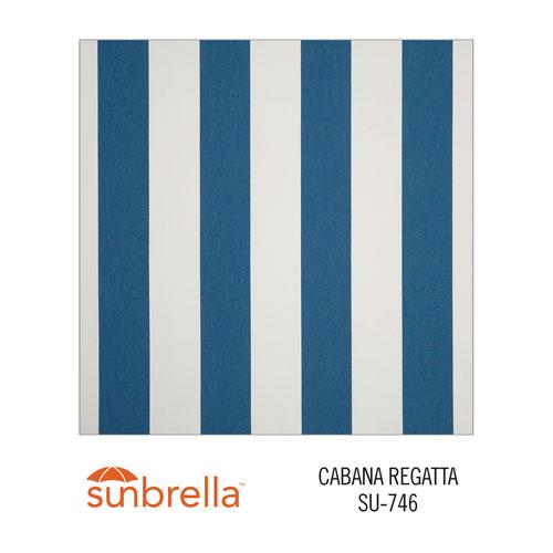 Sunbrella Cabana Regatta variant