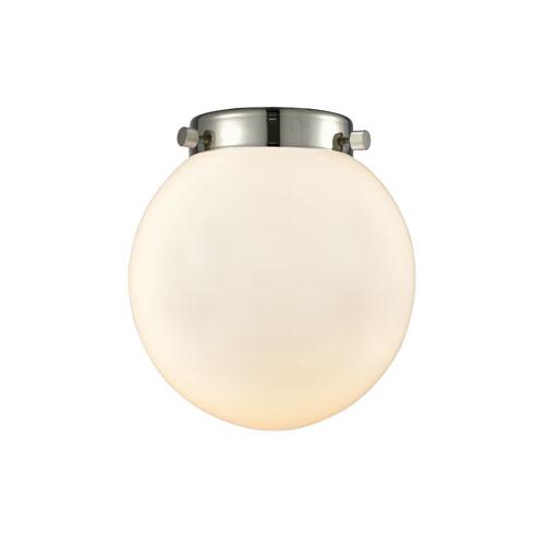 6 In Matte White Cased Beacon Globe Glass variant