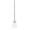 This item: HomePlace Baxley Polished Nickel 51-Inch One-Light Mini Pendant
