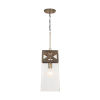 This item: Aged Brass One-Light Mini Pendant