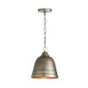 This item: Oxidized Nickel 10-Inch One-Light Pendant