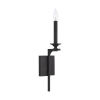 This item: Clint Black Iron One-Light Sconce