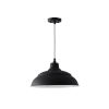 This item: RLM Black 17-Inch One-Light Outdoor Hanging Pendant