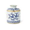 This item: Blue White Gold Blossom Tissue Box