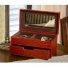 This item: Burnt Orange Crocodile Jewelry Box
