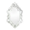 This item: Tonbridge Clear 36-Inch Arched and Crowned Mirror