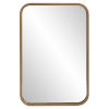 This item: Marcello Antique Bronze Wall Mirror