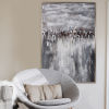 This item: Silver In the Moonlight Hand Painted Original Art