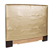 This item: Luxe Gold King Headboard Slipcover