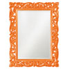 This item: Chateau Orange Rectangle Mirror