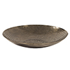 This item: Deep Bronze Aluminum Tray and Wall Art with Chisel Texture - Large