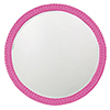 This item: Amelia Glossy Hot Pink Mirror