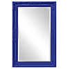 This item: Queen Ann Mirror - Glossy Royal Blue