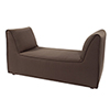 This item: Pod Bench Sterling Chocolate
