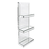 This item: Mirrored Shelf with 3 shelves