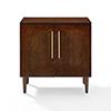 This item: Everett Mahogany Fiber Board and Birch Veneer Console Cabinet