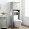 This item: Lydia Gray Space Saver Free-Standing