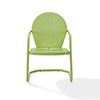 This item: Griffith Key Lime Steel Outdoor Chair