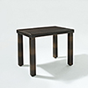This item: Palm Harbor Outdoor Wicker High Dining Table
