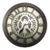 This item: Dark Bronze Gear Wall Clock