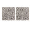 This item: White Carved Out Wall Decor, Set of 2