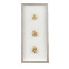This item: Gray and Gold Wall Decor