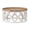 This item: Weathered White Coffee Table