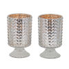 This item: Clear Rose Gold Mercury Candle