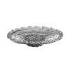 This item: Smoke Decorative Round Plate