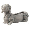 This item: Gray Dog Outdoor Planter