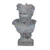 This item: Gray Serene Garden Goddess Outdoor Planter