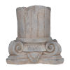 This item: Gray Greek-Style Column Home Decor