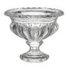 This item: Omari Clear Crystal Display Bowl