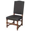 This item: Alba Dark Gray Chair