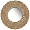 This item: Gold Round Mirror