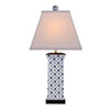 This item: Porcelain Ware One-Light Blue and White Vase Lamp