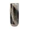 This item: Waverly Brown Large Art Glass Vase
