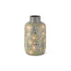 This item: Molaii Multicolor Small Terracotta Vase