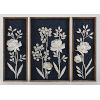 This item: Martha Black and White Dimensional Wall Décor, Set of 3