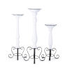 This item: TY Bluebird White and Black Candleholder, Set of 3