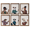 This item: Dog Cheers Wall Decor - Ast 6